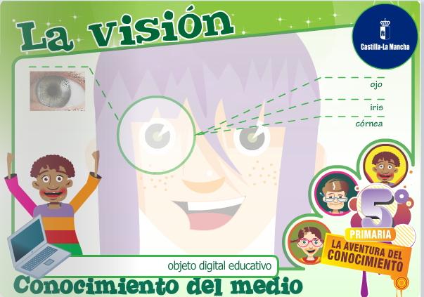 La visión (Cuadernia)