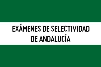 Exámenes de selectividad de Andalucía