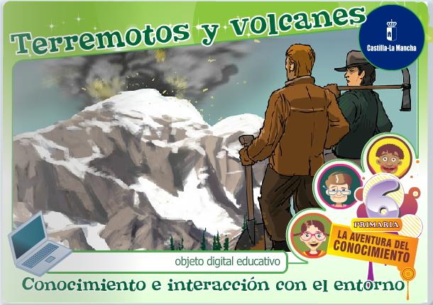 Terremotos y volcanes (Cuadernia)