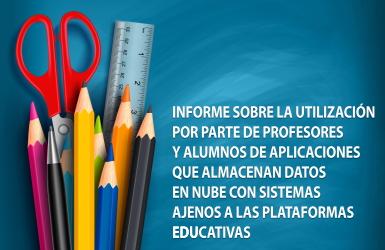 Orientaciones para centros educativos AEPD