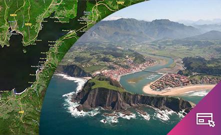 España, 8.000 kilómetros de costa. Descubriendo el relieve litoral.