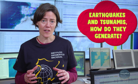 Earthquakes and tsunamis, how do they generate?