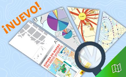 España en mapas. Una síntesis geográfica.