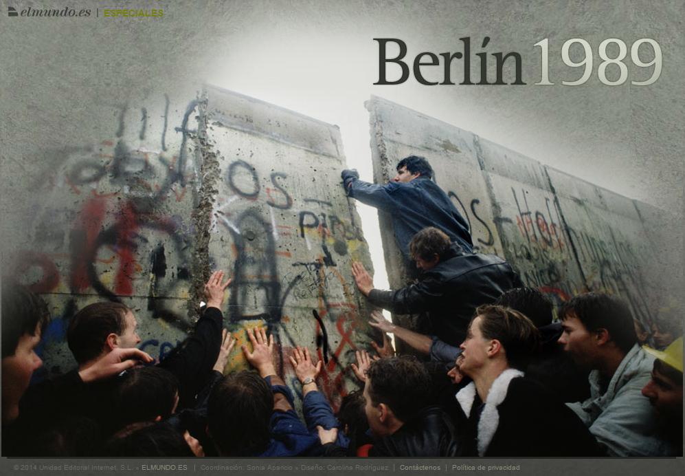 Berlín 1989 (El Mundo)