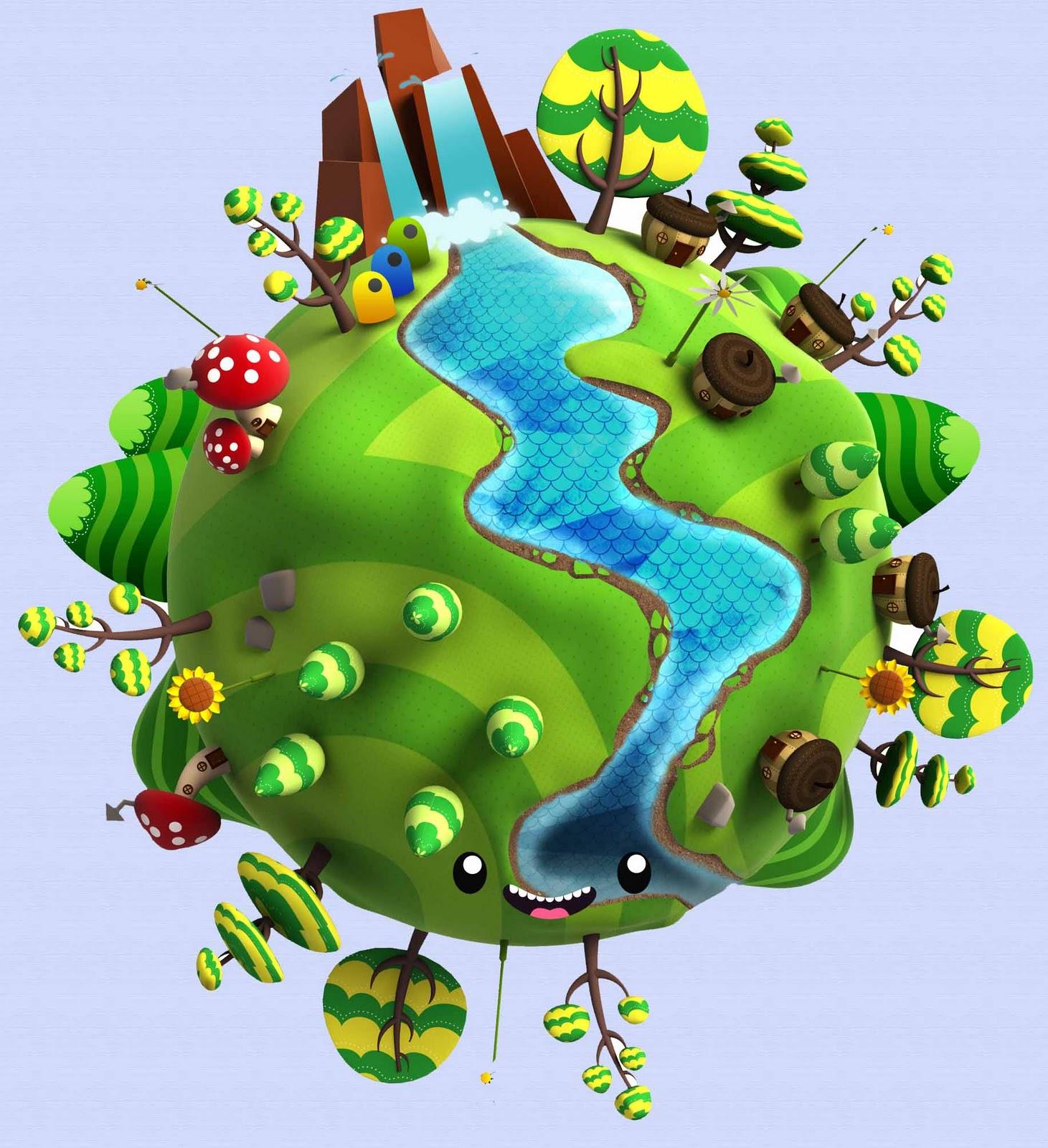 Recursos para el Día Mundial del Medio Ambiente (5 de junio)