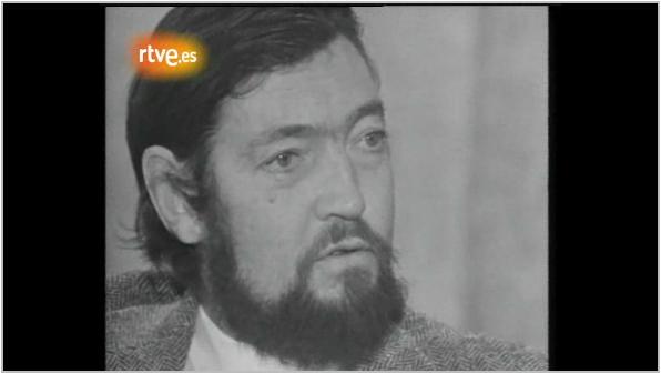 Julio Cortázar en 'A fondo' (Parte 1) (RTVE)