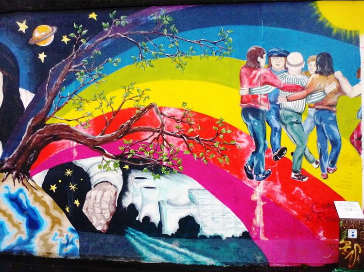 Berni Para Docentes Los Gritos De Las Paredes Murales Y Grafitis