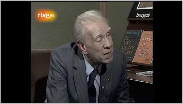 Artículo y entrevista a Jorge Luis Borges en 1980. 'A fondo' de RTVE.es