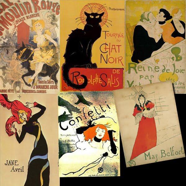 Toulouse Lautrec: el pintor y cartelista de la Bohème francesa