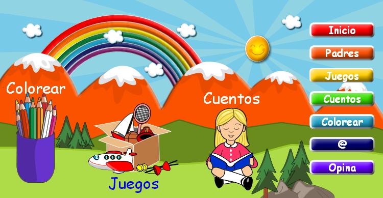 Juegosarcoiris.com: para que los padres jueguen con sus hijos de ...