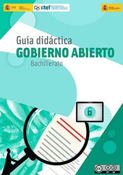 Guía didáctica 'Gobierno Abierto - Bachillerato'