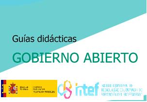 Guía didáctica 'Gobierno Abierto - Educación Primaria'