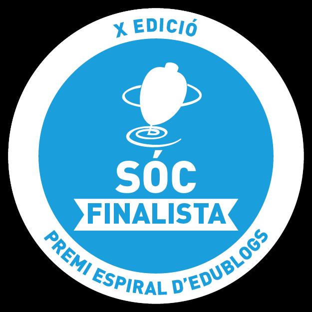 Logos finalistas X Premio Espiral Edublogs