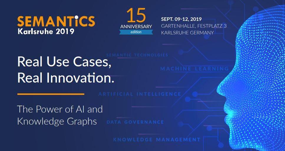 GNOSS participará como patrocinador y ponente en el Semantics Conference 2019
