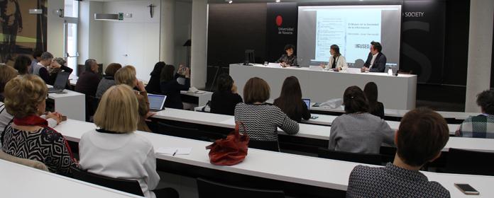 GNOSS participa en la jornada 'Patrimonio Cultural ante la era digital' promovido por el ICS y la Universidad de Navarra