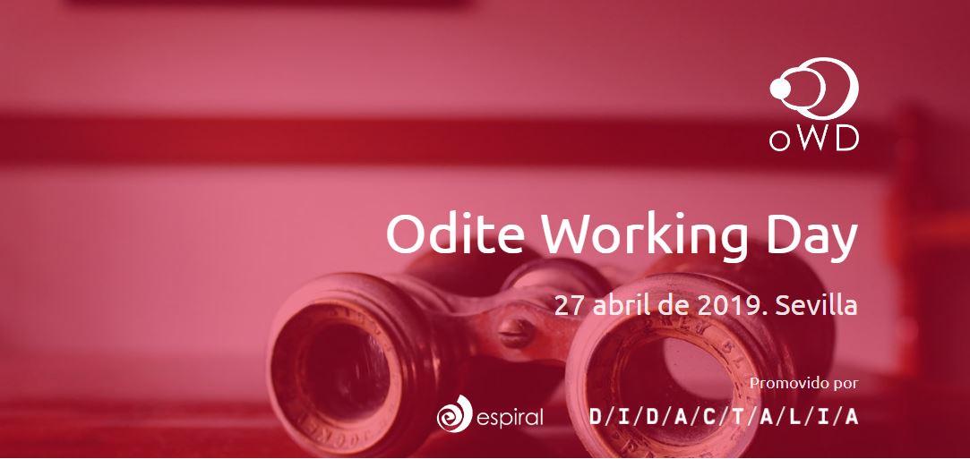 Didactalia promueve  la innovación educativa en el Odite Working Day