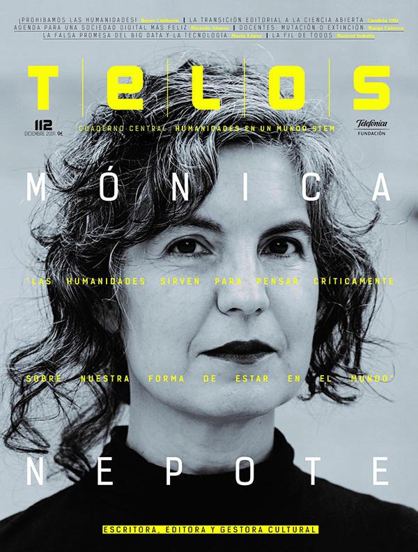 Ricardo Alonso Maturana participa en la última edición de la Revista Telos, de Fundación Telefónica, que se presentará el 16 de enero