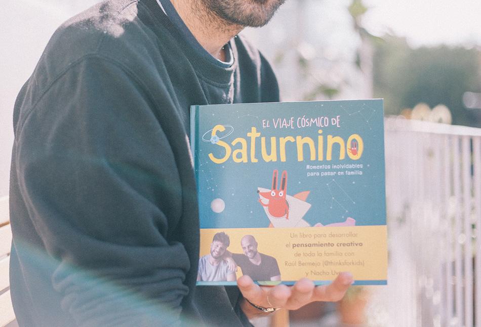 El viaje cósmico de Saturnino   Reseña #YSTP