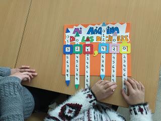 La máquina de los decimales