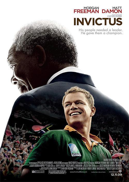 Invictus The Human Factor Nelson Mandela Y El Partido Que