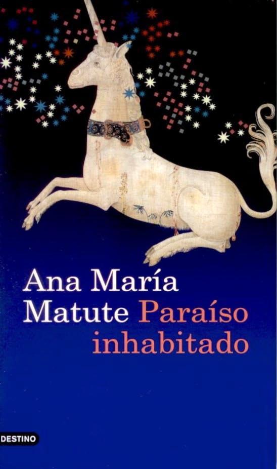 Matute, dama del unicornio
