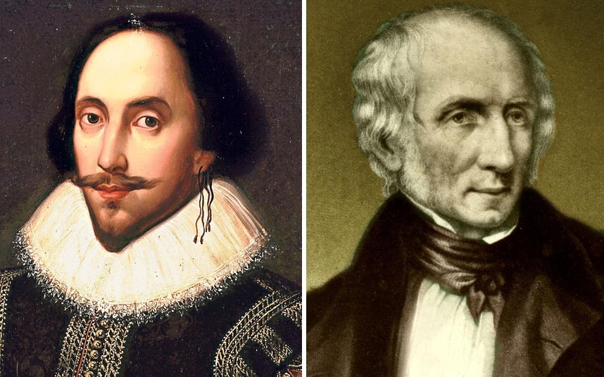 Analyzing Shakespeare's Sonnet 12 and Woodworth's We Are Seven (lessonplanspage.com)