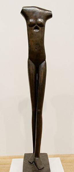 Femme qui marche Giacometti Tate Modern