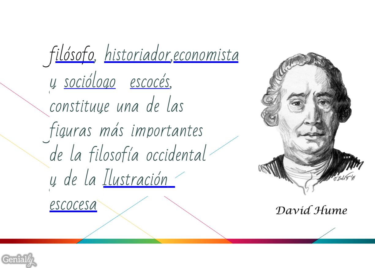 David Hume (Genially)
