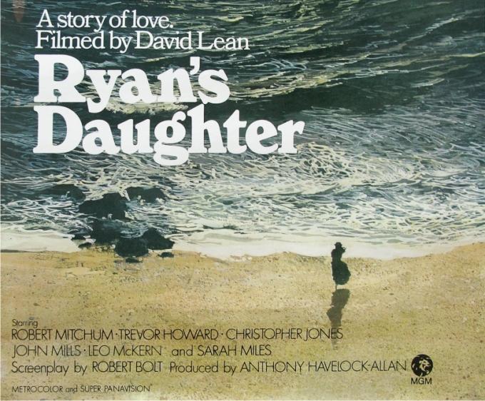 La hija de Ryan: denle una oportunidad al amor, caramba