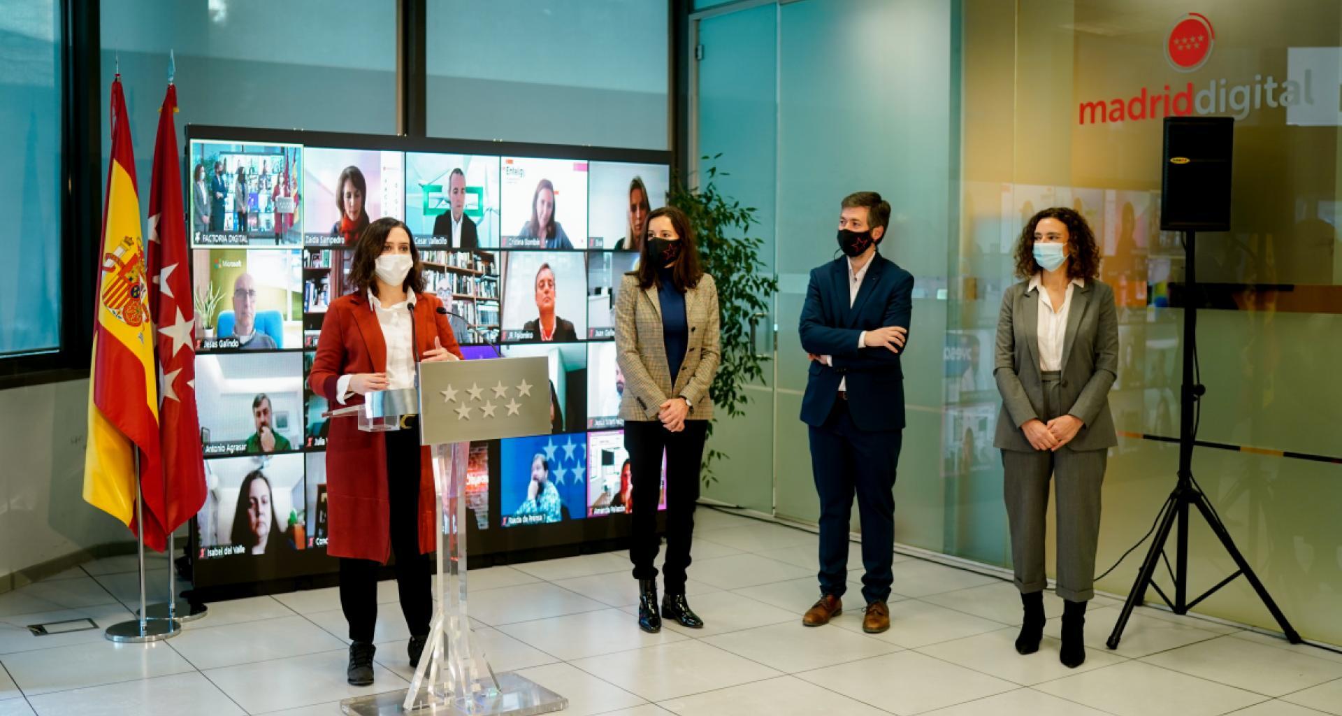 GNOSS consigue segundo puesto en Procesamiento de Lenguaje Natural en la Comunidad de Madrid