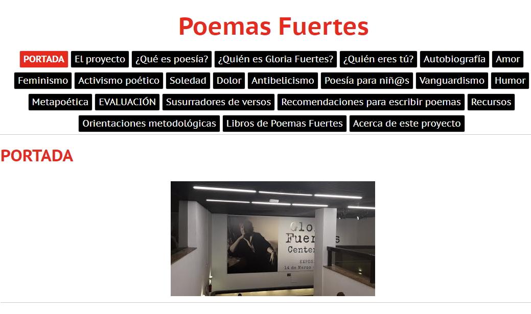 Poemas Fuertes