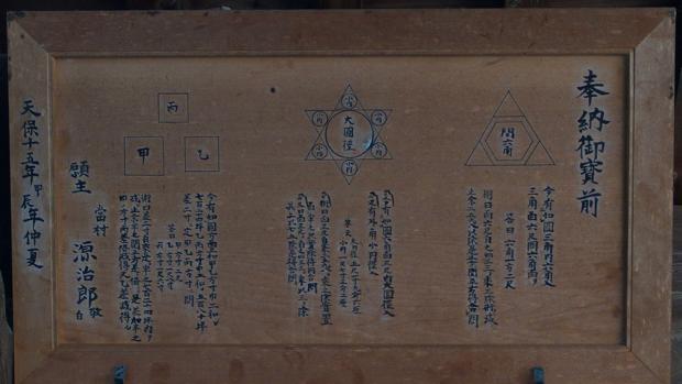 Sangaku, los problemas matemáticos sagrados de los japoneses (ABC)