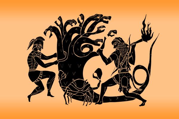 Los doce trabajos de Heracles (EduCaixa)
