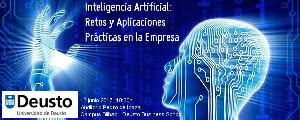 GNOSS participa en la Jornada 'Inteligencia Artificial: Retos y Aplicaciones Prácticas en la Empresa' (Deusto Business School)