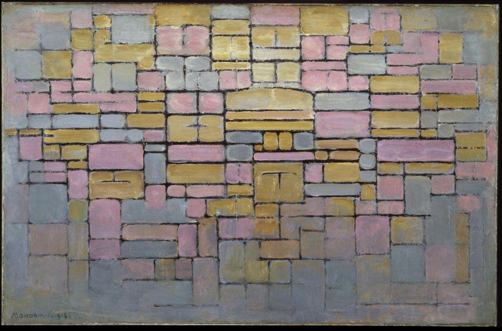El universo hacia la geometría. La aventura cubista de Mondrian (elpais.com)