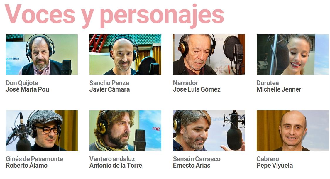 El quijote del Siglo XXI (Radio Nacional de España)