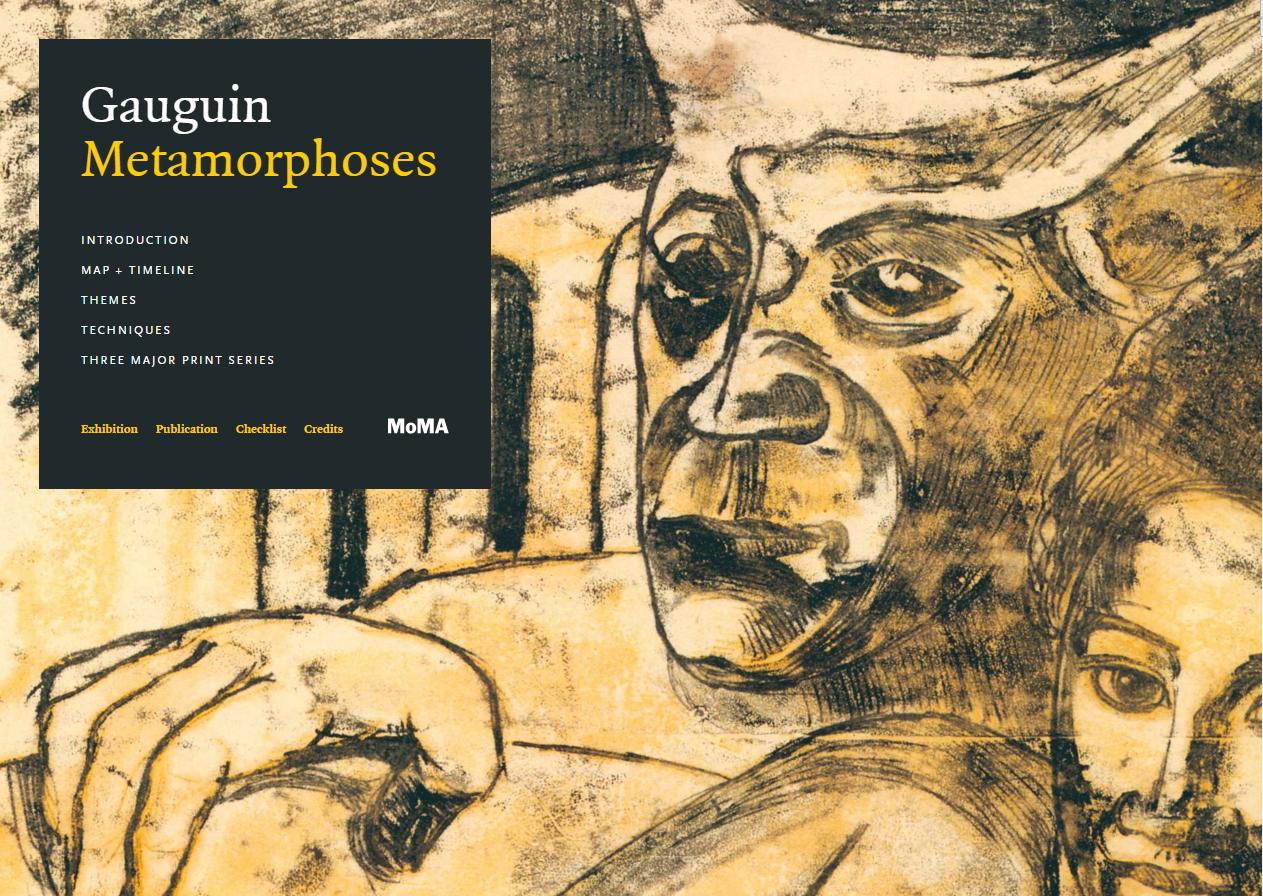 Gauguin: Metamorphoses (MoMA))