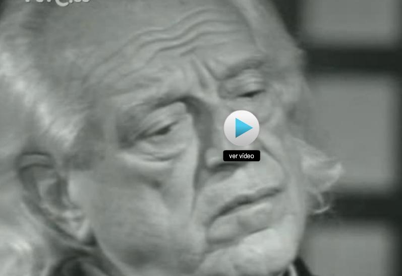 Entrevista a Rafael Alberti. A fondo (TVE)