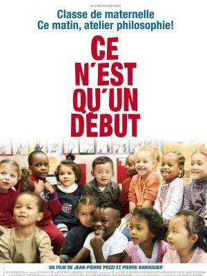Sólo es el principio (Ce n'est qu'un début): El valor de la filosofía para los más pequeños