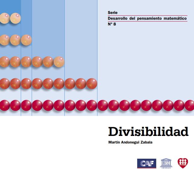 Divisibilidad  (Desarrollo del Pensamiento Matemático)
