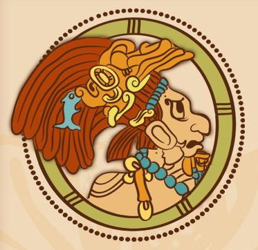 Juego de matemática Maya