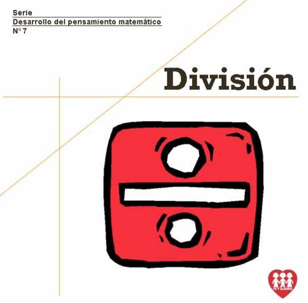 División  (Desarrollo del Pensamiento Matemático)
