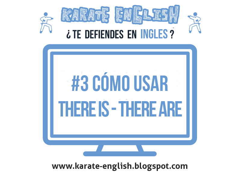 Cómo usar There Is y There Are en Inglés