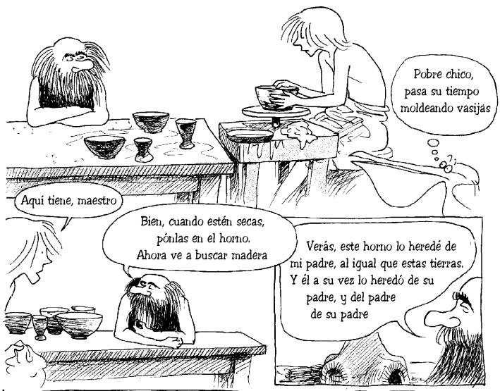 El Economicón (Jean-Pierre Petit)
