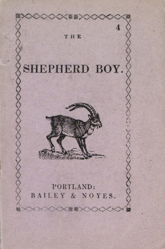 The shepherd boy (International Children's Digital Library)