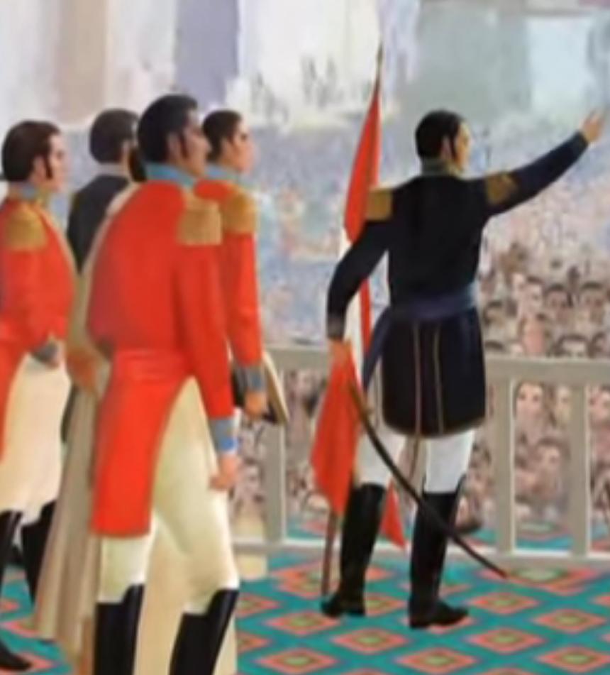Día de la Independencia de Perú (Aula365)