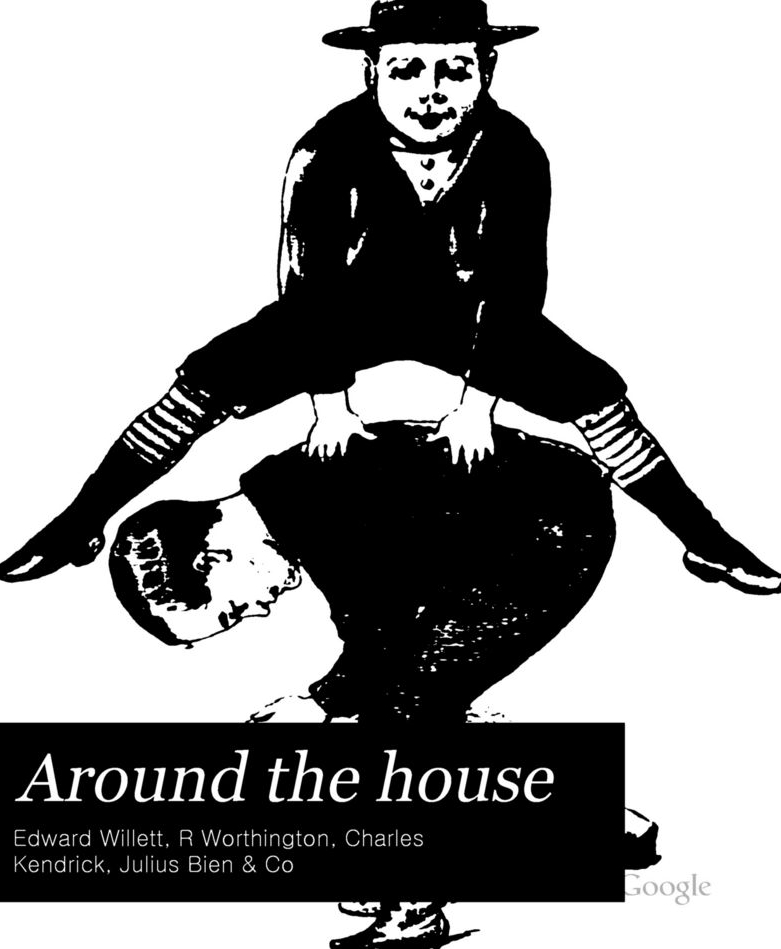 Around the house (International Children's Digital Library)