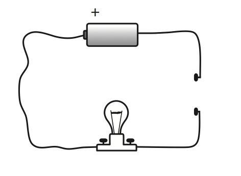 Pregunta liberada TIMSS-PIRLS de física sobre la electricidad. Problemas de física VII.