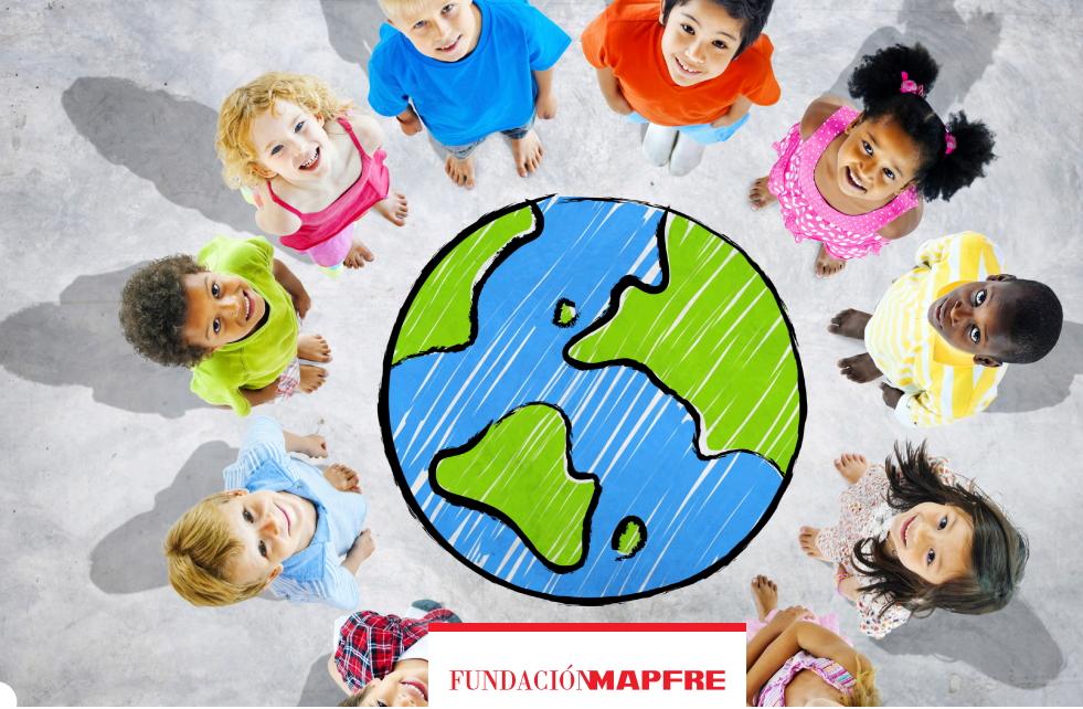 El desafío de la educación en valores, aprendizaje servicio. Unidad didáctica para alumnos sobre innovación educativa (Fundación Mapfre)