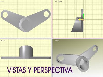Modelos 3d Para Dibujo Técnico Didactalia Material Educativo